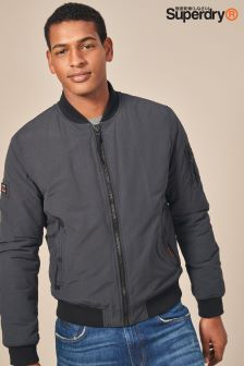 Superdry Navy Air Corps Bomber Jacket