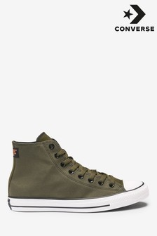 Converse Twill High Trainers