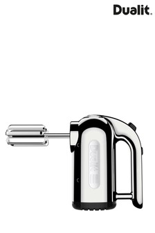 Dualit Polished Stainless Steel Hand Mixer