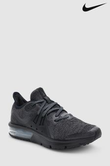 Nike Black Sequent 3