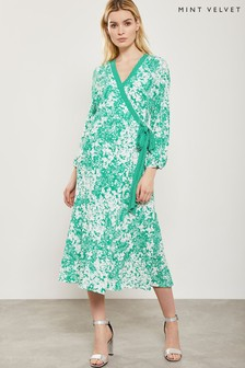 Mint Velvet Hetty Wrap Dress