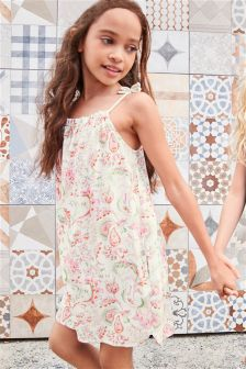 Printed Sundress (3-16yrs)
