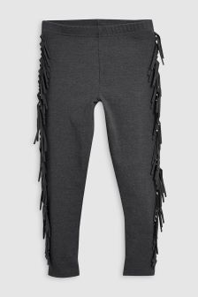 Fringe Leggings (3-16yrs)