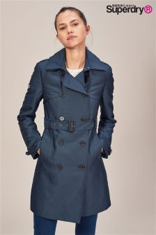 Superdry Ink Trench Coat