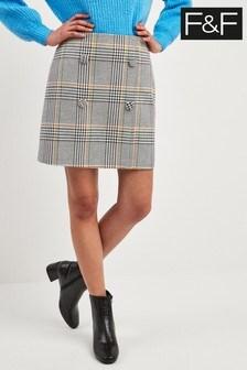 F&F Multi Mini Skirt