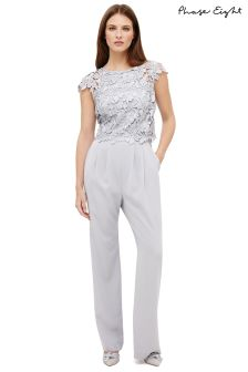 Phase Eight Smoke Nieve Jumpsuit