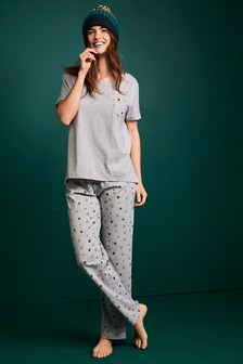 Cotton Pocket Pyjamas