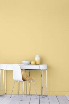 Powder Yellow Matt Emulsion 2.5Lt Paint