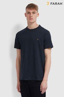 Farah Blue Danny T-Shirt