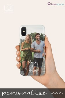 Personalised Photo Phone Case by Loveabode
