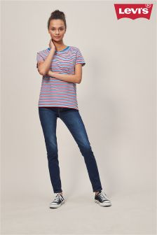 Levi's® 721™ Dark Wash Arcade Night High Rise Skinny