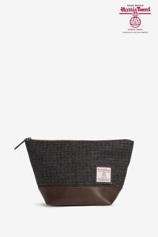 Washbag Made From Harris Tweed Fabric