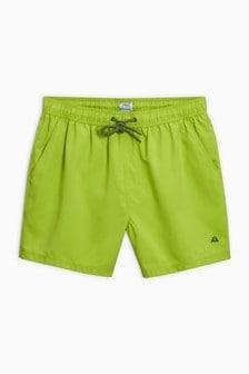 Shorter Length Basic Swim Shorts