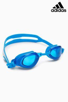 adidas Blue Swim Goggles