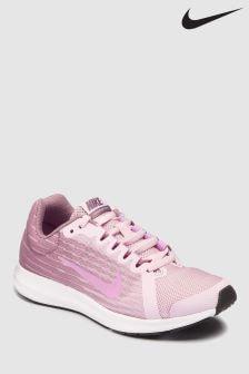 Nike Run Pink Downshifter 8