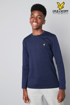 Lyle & Scott Long Sleeve Tee
