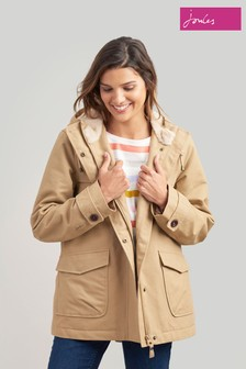 Joules Coast Cosy Waterproof Jacket