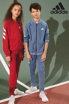 adidas Blue FXG Fleece Tracksuit