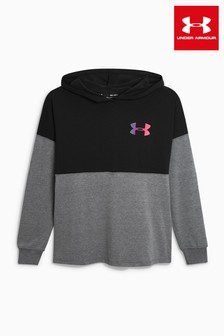 Under Armour Black/Grey Finale Hoody