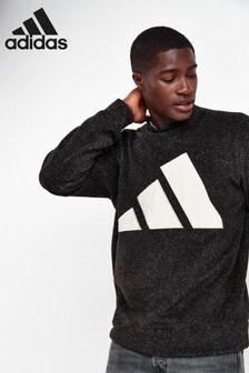 adidas Black Polar Crew Sweater