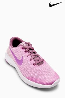 Nike Run Pink Flex Experience 7