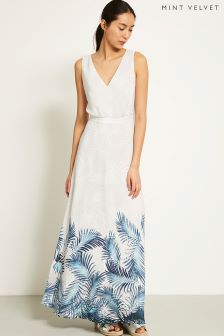 Mint Velvet Pepper Print Maxi Dress