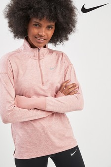 Nike Element Half Zip Running Top
