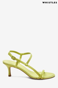 Whistles Milana Asymmetric Sandals