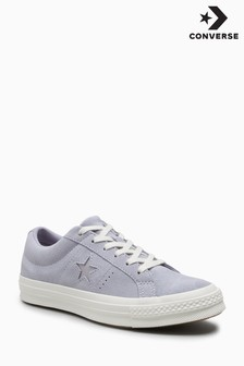 Converse Lilac One Star