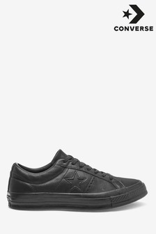 Converse Leather One Star Trainers