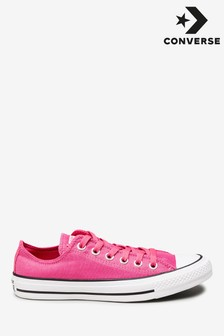 Converse Shimmer Chuck Low Trainers