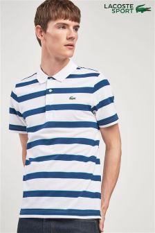 Lacoste® Sport Stripe Polo