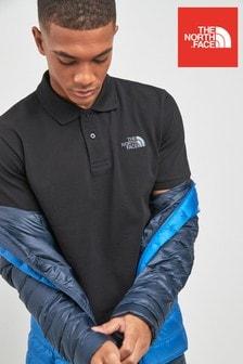 The North Face® Poloshirt, schwarz