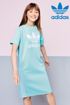 adidas Originals Mint Green Dress