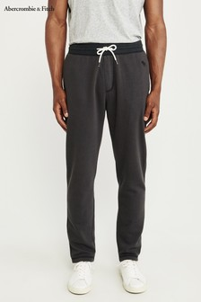 Abercrombie & Fitch Charcoal Classic Joggers