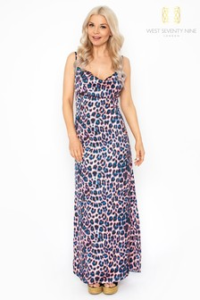 West Seventy Nine Wildcat Dreamer Maxi Dress
