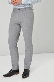 Brushed Twill Trousers