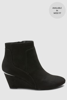 5c4dc4ca1b Black Boots | Black Patent & Leather Boots | Next Official Site