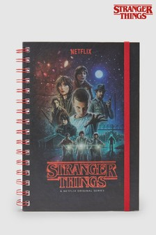 Stranger Things A5 Notebook