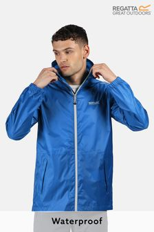 Regatta Oxford Blue Pack It Waterproof Jacket