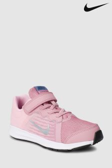 Nike Run Pink Downshifter Velcro