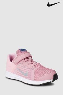 Nike Run Pink Downshifter Velcro