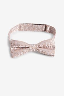 Floral Silk Bow Tie (1-16yrs)