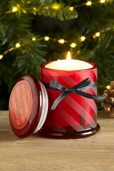 Mulled Wine Lidded Jar Candle