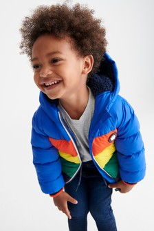 Bright Padded Jacket (3mths-7yrs)