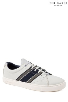 Ted Baker White Peppah Cupsole Trainer
