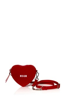 MSGM Girls Heart Bag