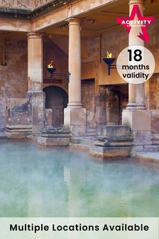 Roman Baths Getaway Gift Experience by Activity Superstore