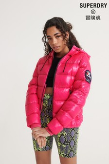 Superdry Premium Down Lightweight Jacket