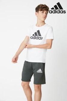 adidas Dark Green Training Shorts